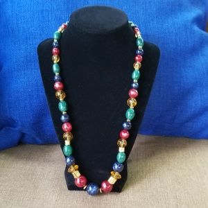 LC Lauren Conrad  beaded necklace